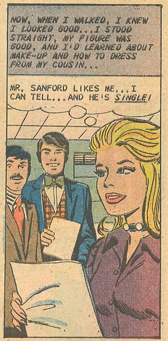 Charlton Secret Romance Story I was a teenage Skag romance comic books