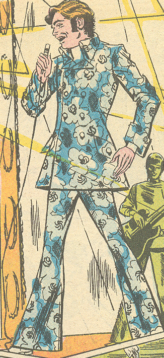 "In his defense, he is a rockstar... From ""Forbidden Romance""  Secret Hearts  #137 (July 1969) Pencils and Inks: Tony Abruzzo"