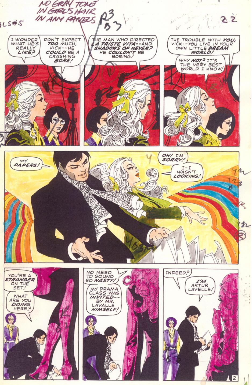Jim Steranko Oral History comic book history romance comic Marvel