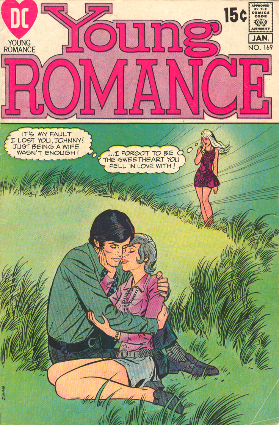 Young Romance #169 (December 1970/January 1971)