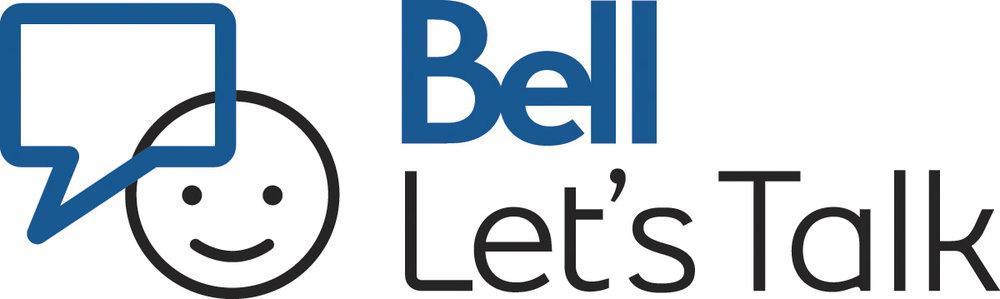 Bell Let's Talk - Visit letstalk.bell.ca for more information