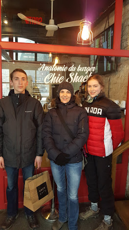 Chic Shack Restaurant - Quebec City, QC