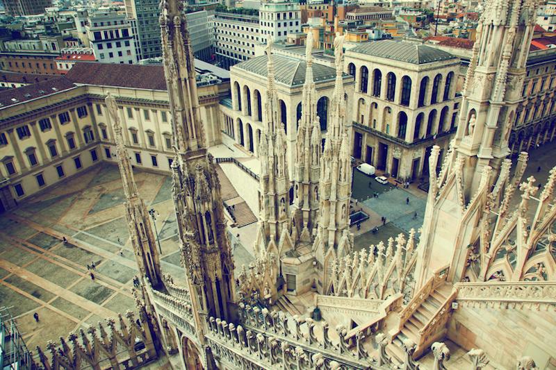 Milan's Duomo Cathedral