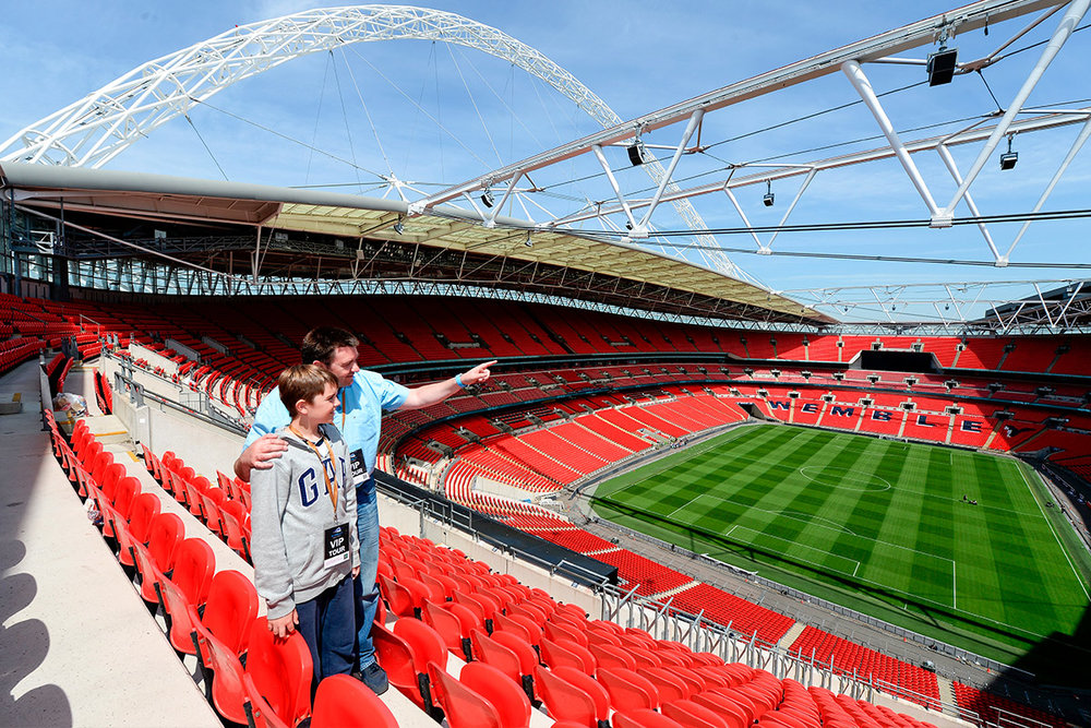 Copy of Wembley Stadium
