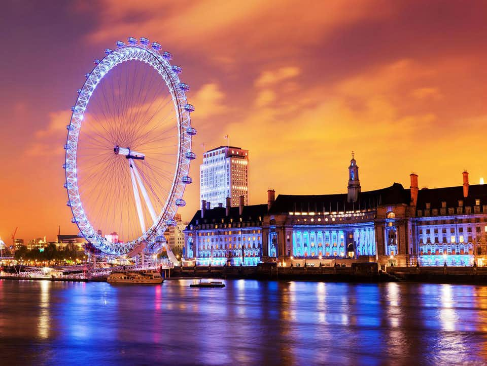 Copy of London Eye