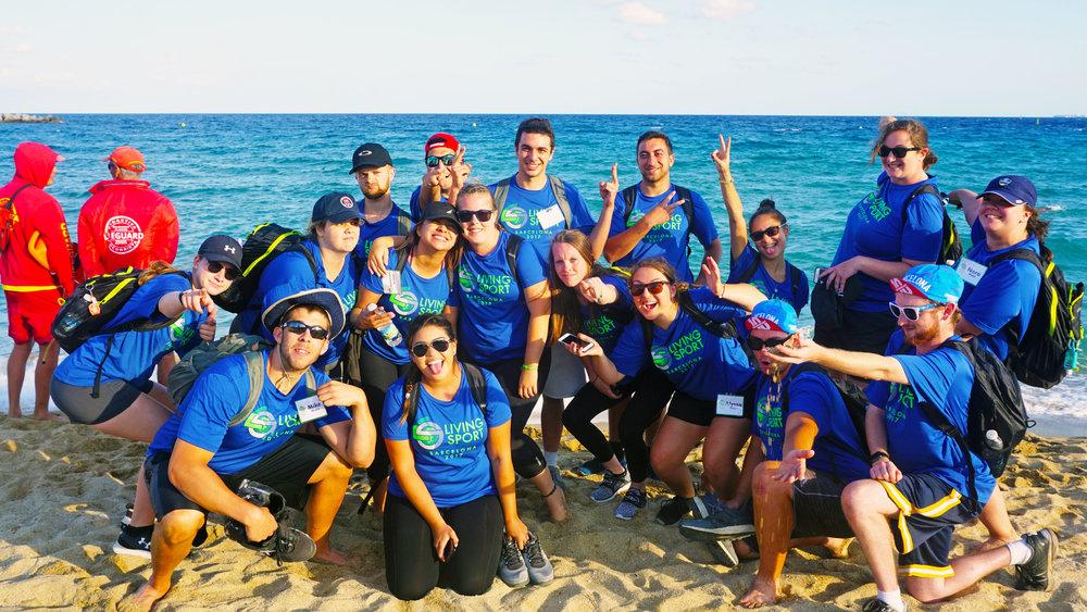 BCN Group Beach.jpg