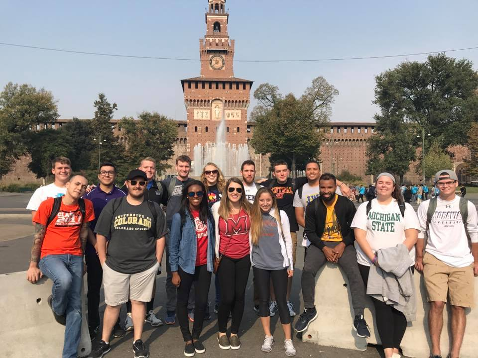 Group in front of Castle.jpg