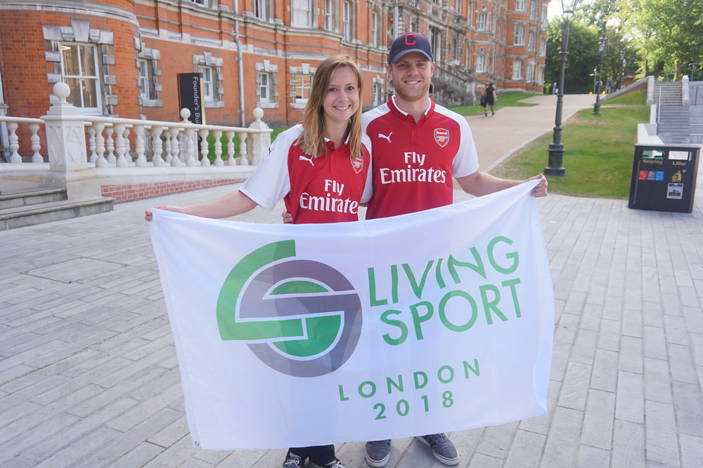 Living Sport London Tina Schirmeister Dylan Hammon.JPG