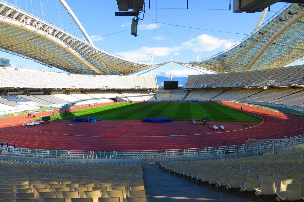 Spyros Louis Olympic Stadium
