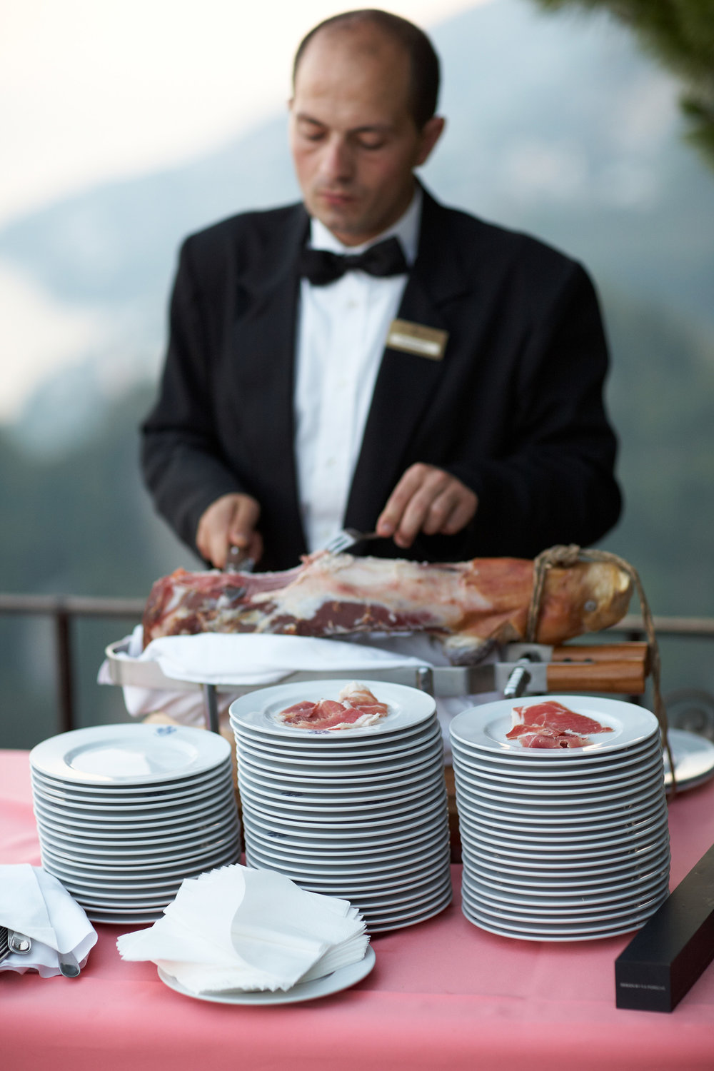 Food Details - Ravello, Italy - Summer Wedding - Julian Leaver Events