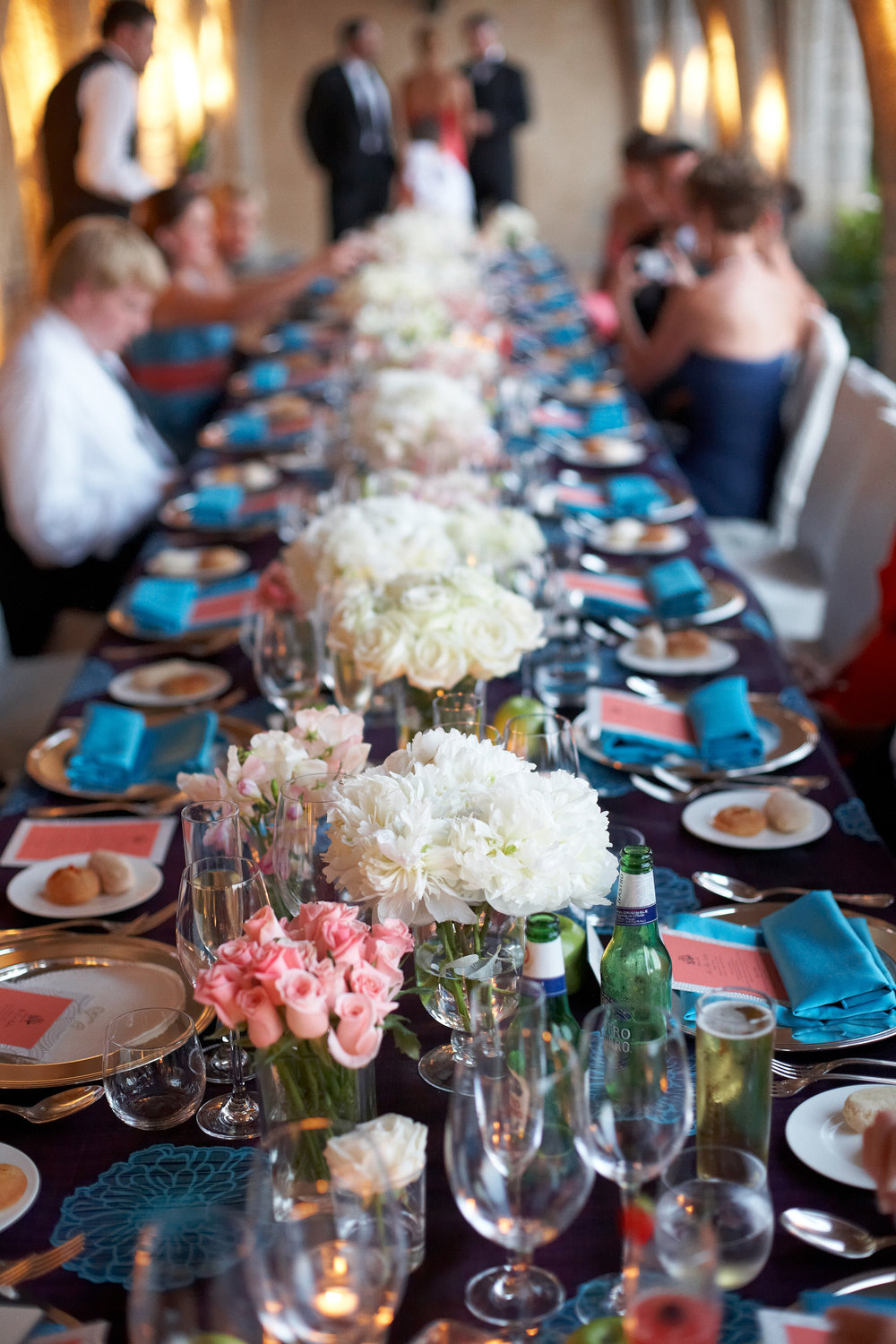 Tabletop Details - Ravello, Italy - Summer Wedding - Julian Leaver Events