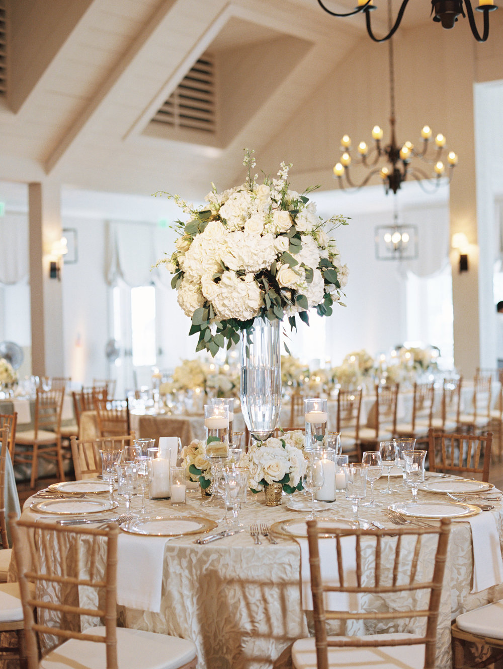 Reception Details - Kiawah Island, South Carolina - Fall Wedding - Julian Leaver Events