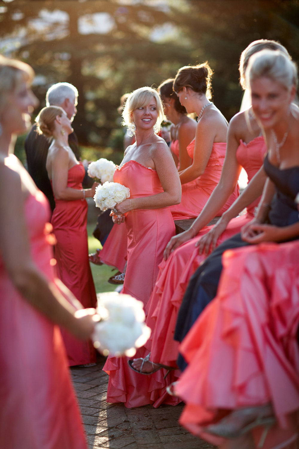 Bridesmaid Details - Ravello, Italy - Summer Wedding - Julian Leaver Events