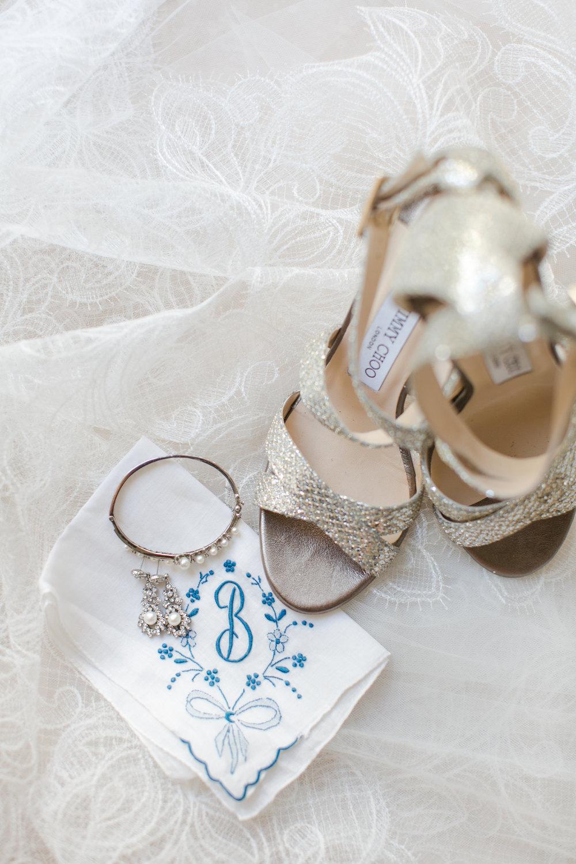 Shoe Details - San Jose Del Cabo, Mexico - Spring Wedding - Julian Leaver Events