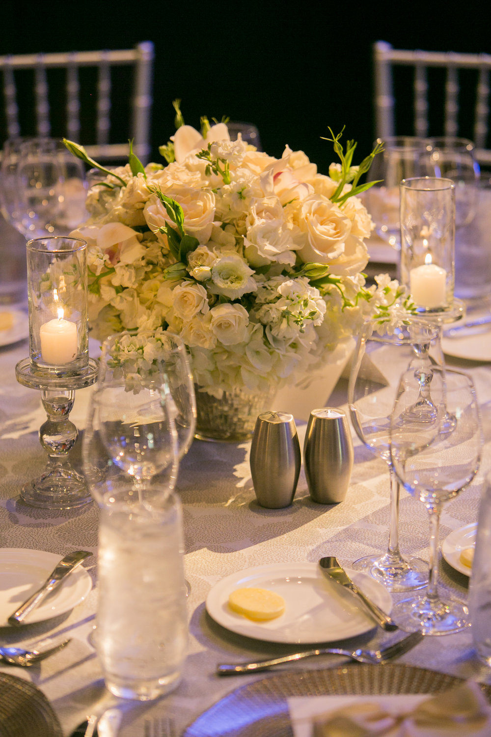 Flower Details - Dallas, Tx - Spring Wedding - Julian Leaver Events