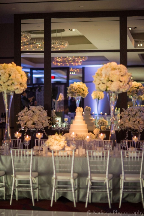 Reception Details - Dallas, Tx - Spring Wedding - Julian Leaver Events