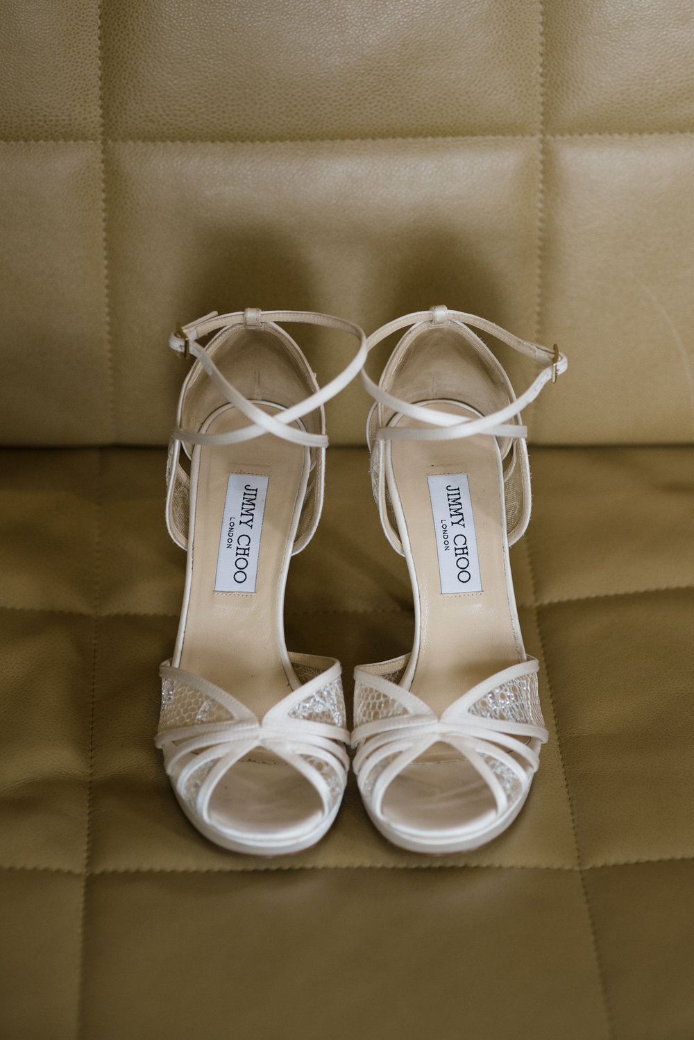 Shoe Details - Dallas, Tx - Spring Wedding - Julian Leaver Events