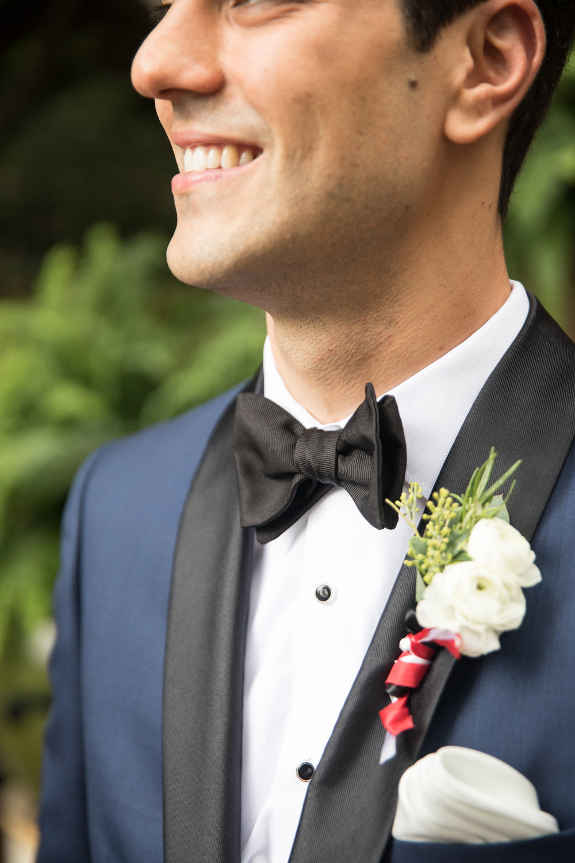 Groom Details - Dallas, Tx - Summer Wedding -Julian Leaver Events