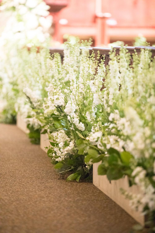 Flower Details - Dallas, Tx -Spring Wedding - Julian Leaver Events