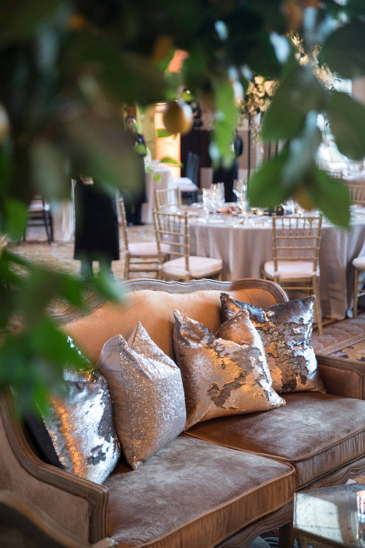 Reception Details - Dallas, Tx -Spring Wedding - Julian Leaver Events