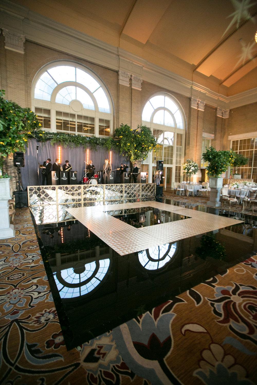 Reception Details - Dallas, Tx - Summer Wedding - Julian Leaver Events