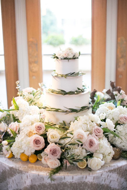 Cake Details - Dallas, Tx -Spring Wedding - Julian Leaver Events