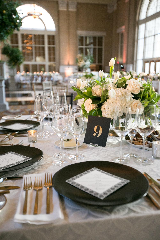 Tabletop Details - Dallas, Tx -Spring Wedding - Julian Leaver Events