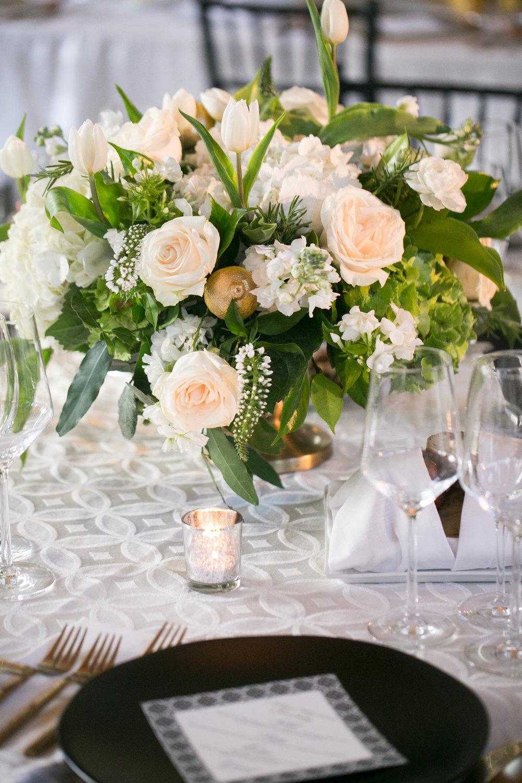 Flower Details - Dallas, Tx - Summer Wedding - Julian Leaver Events
