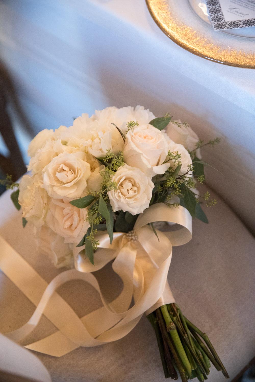 Bouquet Details - Dallas, Tx - Spring Wedding - Julian Leaver Events
