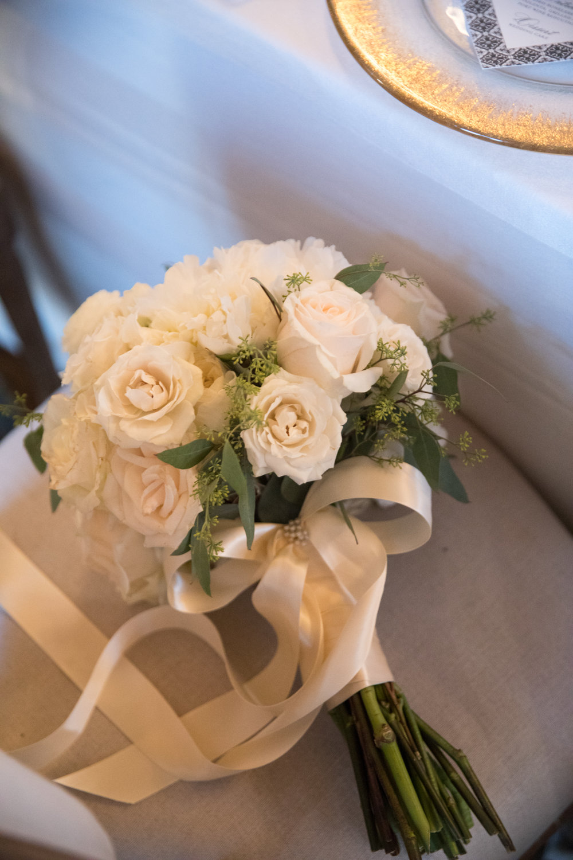 Bouquet Details - Dallas, Tx - Summer Wedding - Julian Leaver Events