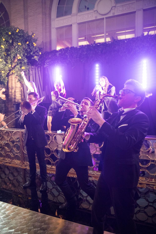 Dancing Details - Dallas, Tx - Summer Wedding - Julian Leaver Events