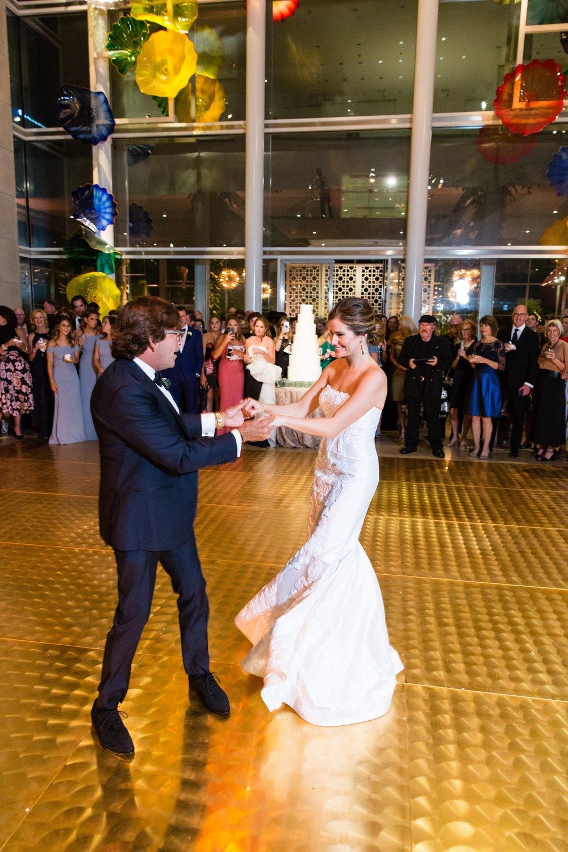 Dancing Details - Dallas, Tx - Fall Wedding - Julian Leaver Events