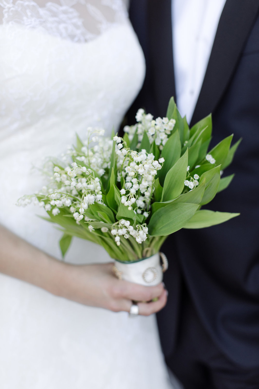 Bouquet Details - Dallas, Tx - Fall Wedding - Julian Leaver Events