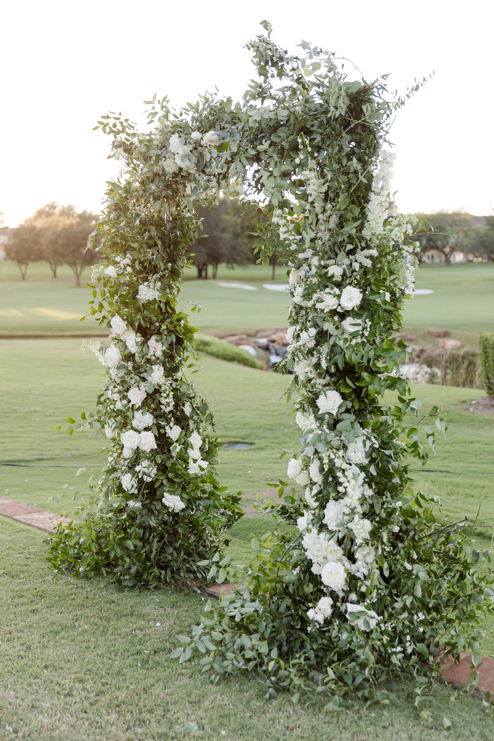 Flowers Details - Dallas, Tx - Spring Wedding - Julian Leaver Events
