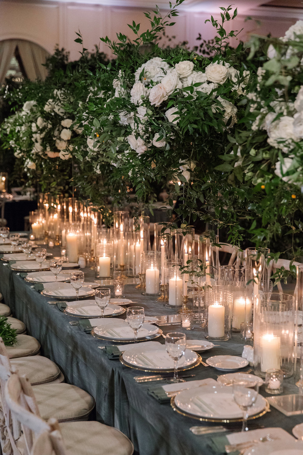 Tabletop Details - Dallas, Tx - Spring Wedding - Julian Leaver Events