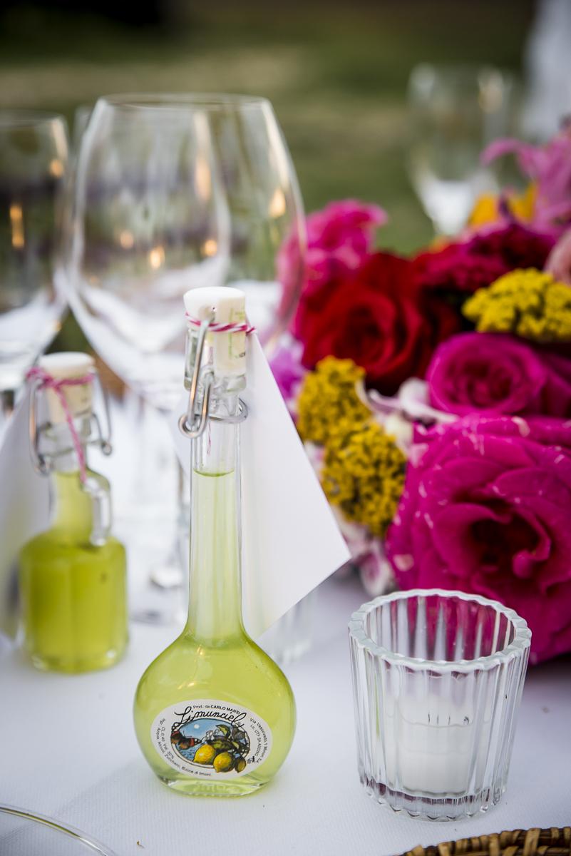 Tabletop Details - Castello Di Casole, Italy - Fall Birthday - Julian Leaver Events