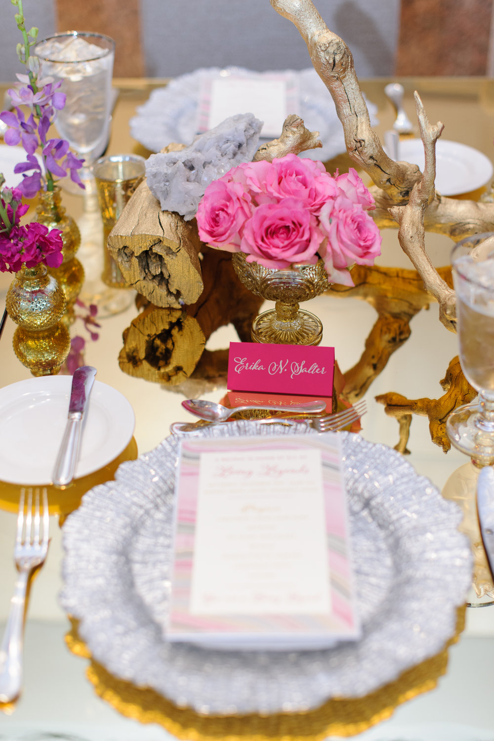 Stationary Details - Dallas, Tx - Fall Birthday - Julian Leaver Events