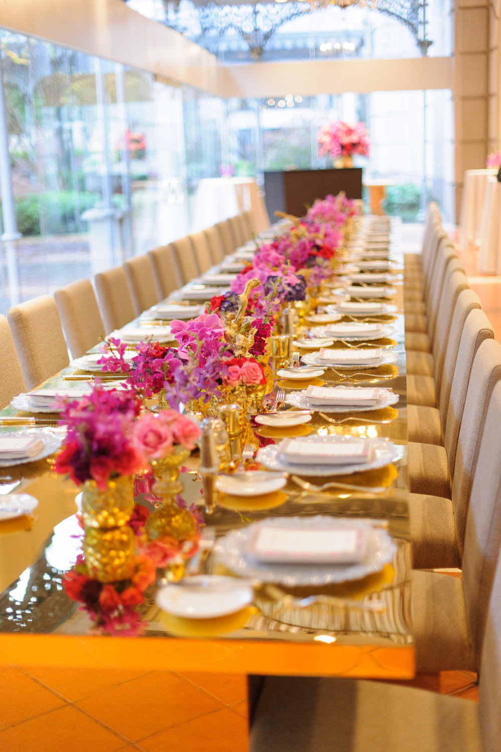 Tabletop Details - Dallas, Tx - Fall Birthday - Julian Leaver Events