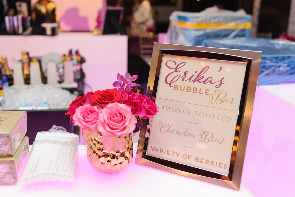 Flower Details - Dallas, Tx - Fall Birthday - Julian Leaver Events
