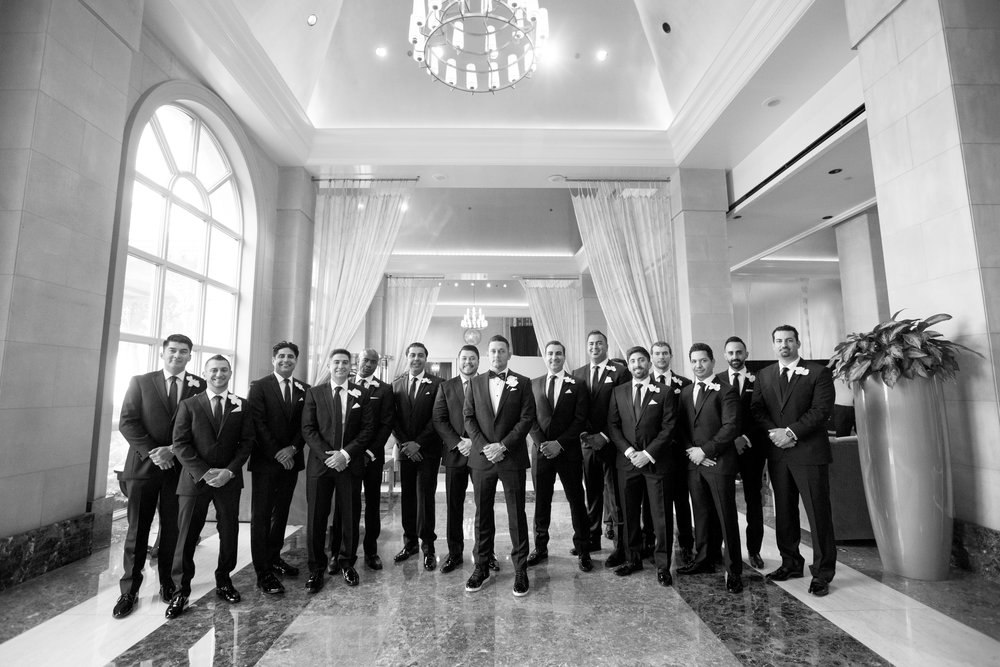 Groomsmen Details - Dallas, Tx - Fall Wedding - Julian Leaver Events