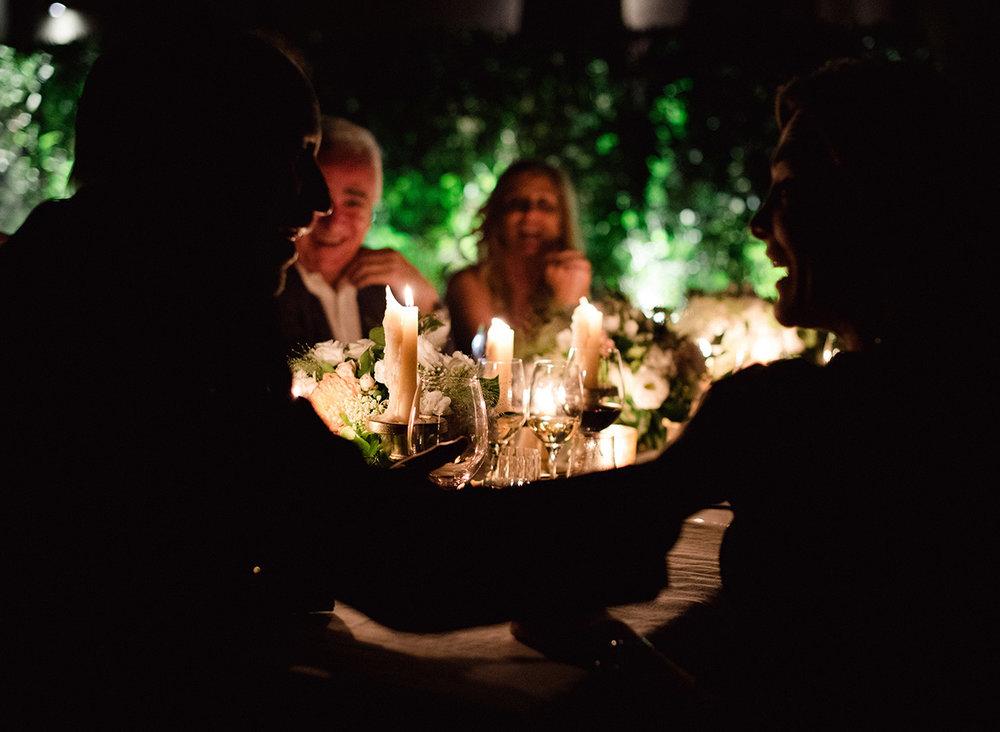 Reception Details - Castello Di Casole,Italy - Summer Wedding - Julian Leaver Events