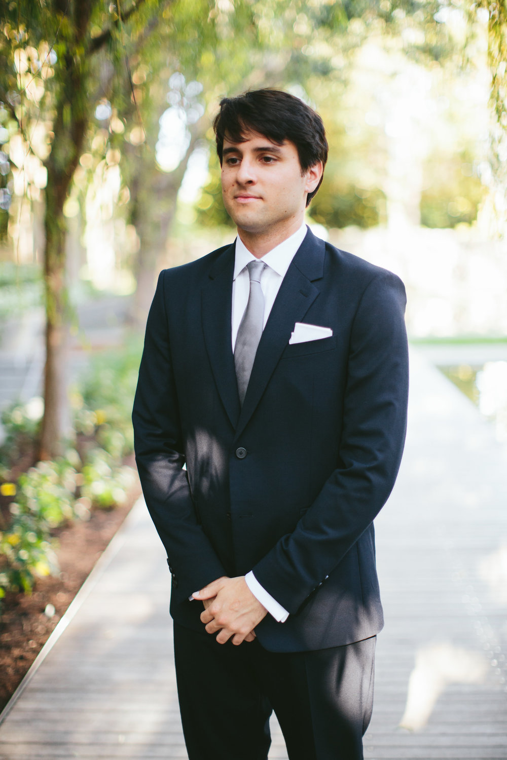 Groom Details - Dallas, TX - Fall Wedding - Julian Leaver Events