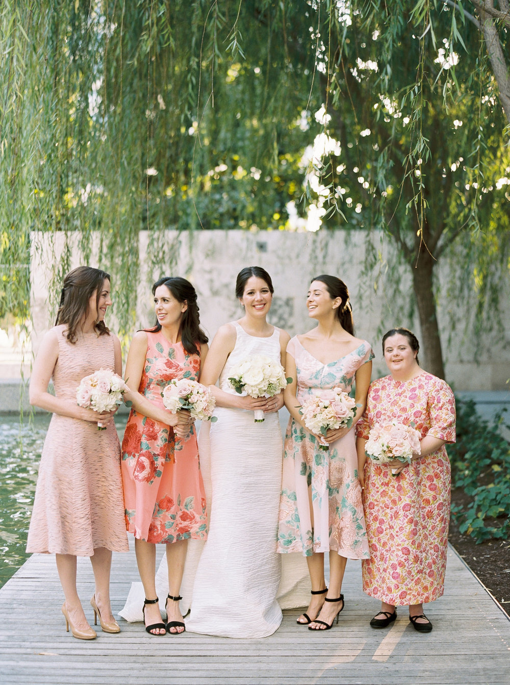 Bridesmaids Details - Dallas, TX - Fall Wedding - Julian Leaver Events