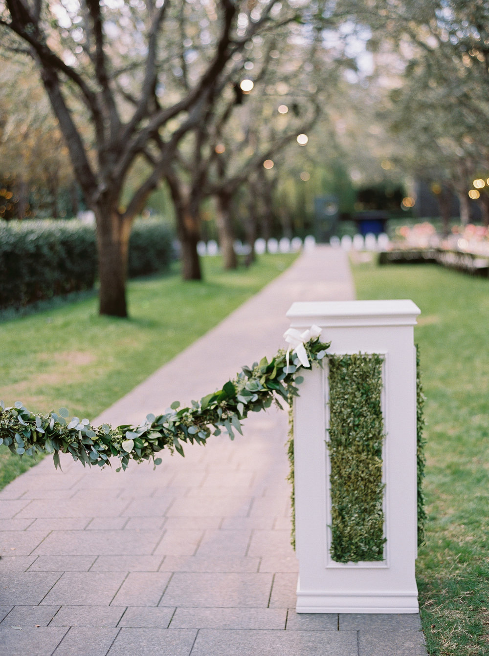 Venue Details - Dallas, TX - Fall Wedding - Julian Leaver Events