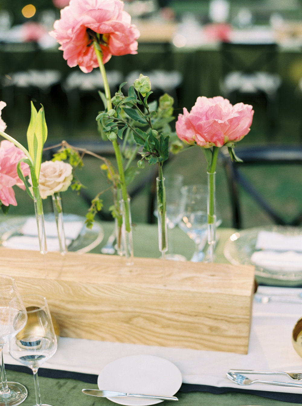 Tabletop Details - Dallas, TX - Fall Wedding - Julian Leaver Events