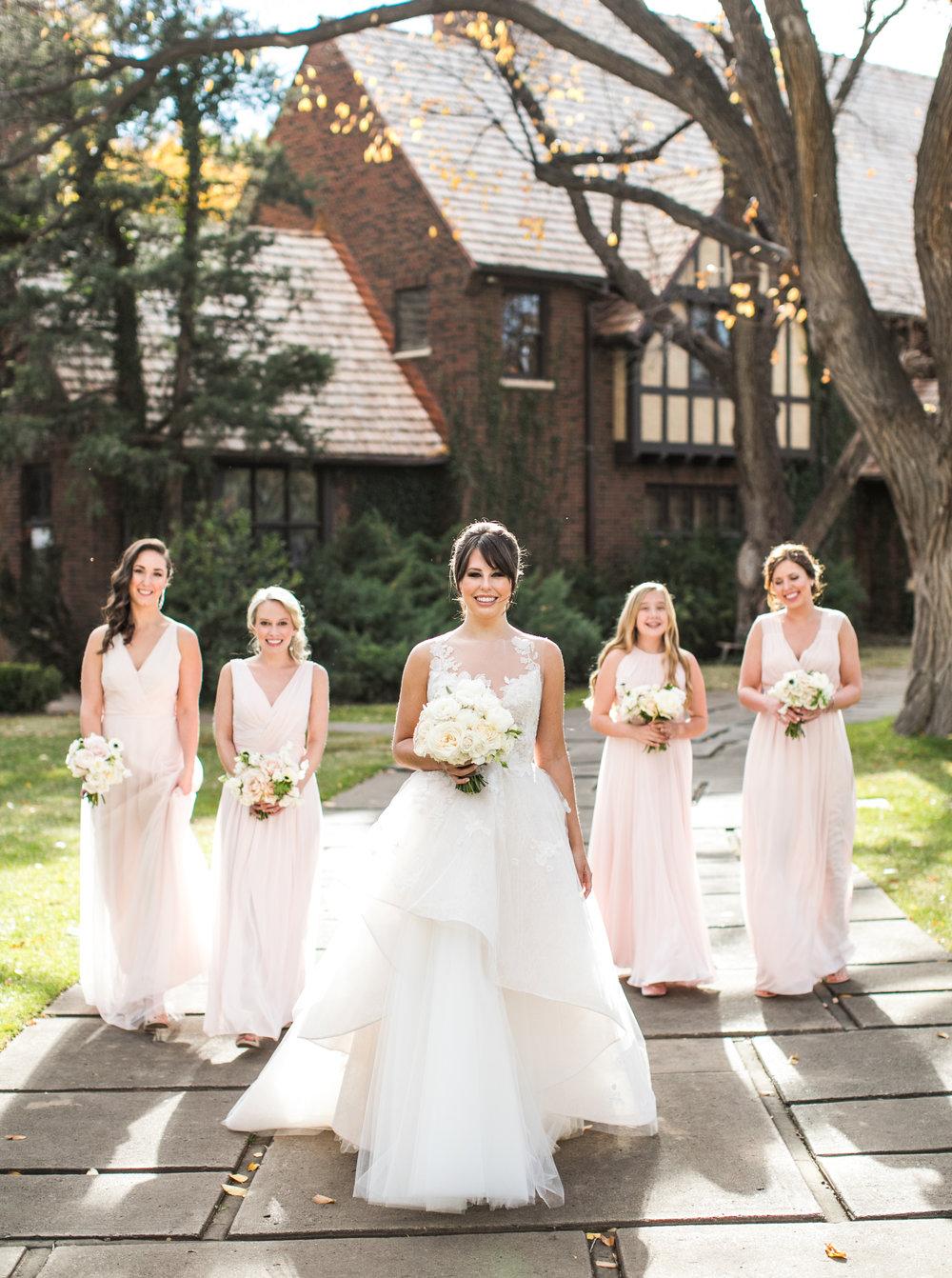 Bridesmaids Details - Amarillo, Texas - Fall Wedding - Julian Leaver Events