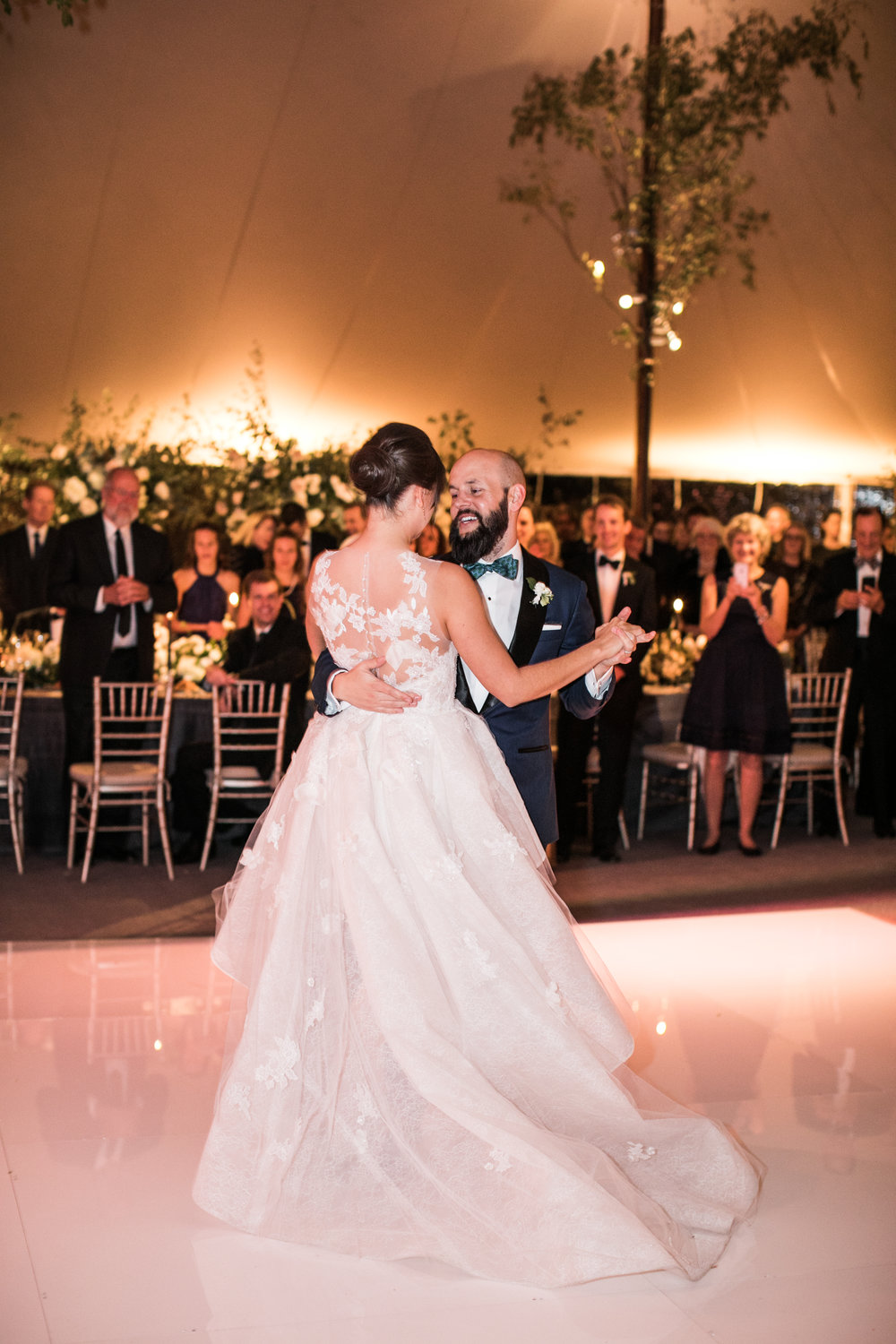 Dancing Details - Amarillo, Texas - Fall Wedding - Julian Leaver Events