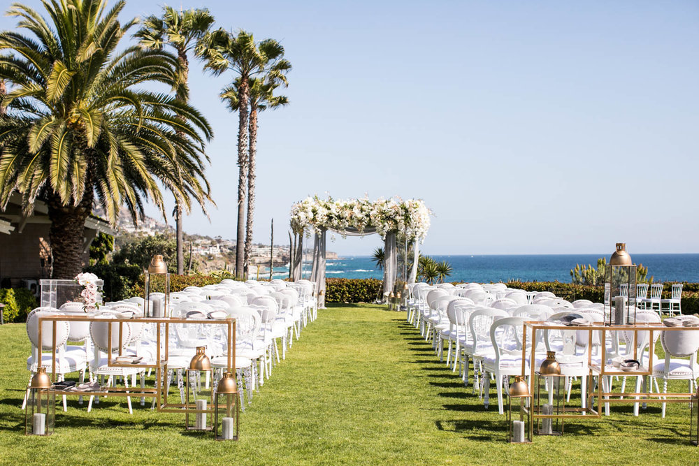 A Spring Oceanside Wedding at Montage Laguna in Laguna Beach, California