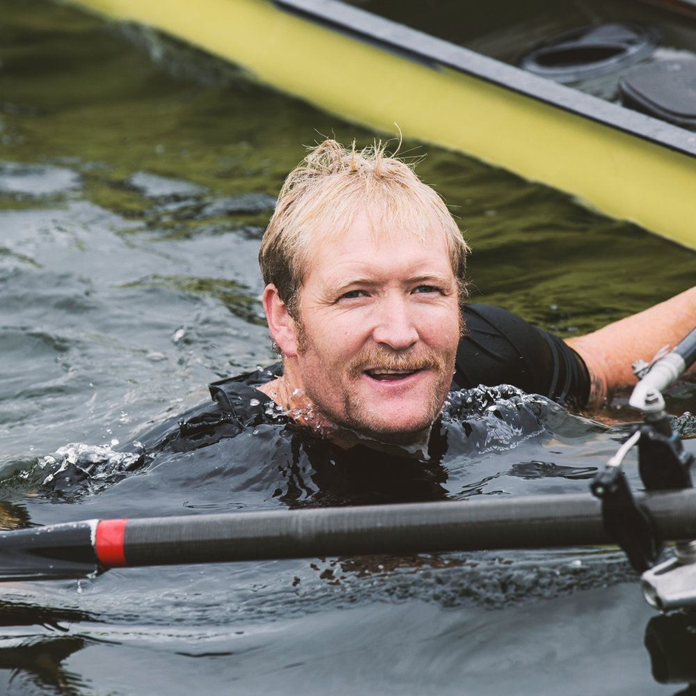 Eric Murray - Rowing Legend