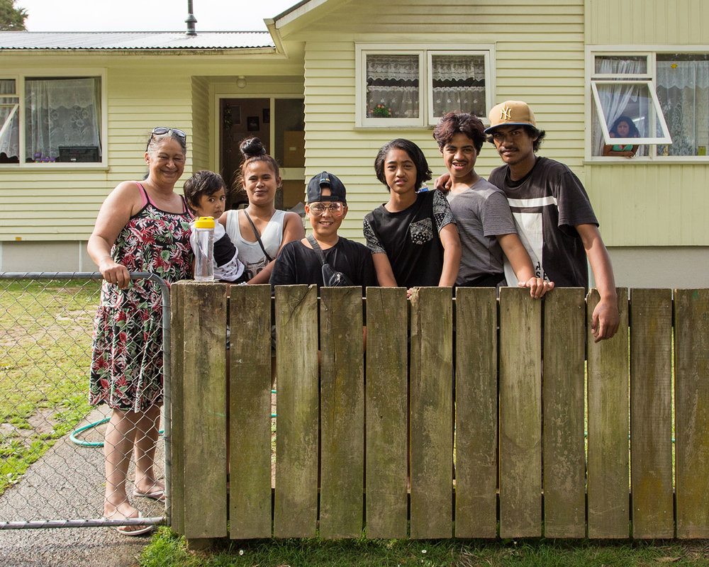 Solo nan of nine mokopuna receives support from charity -